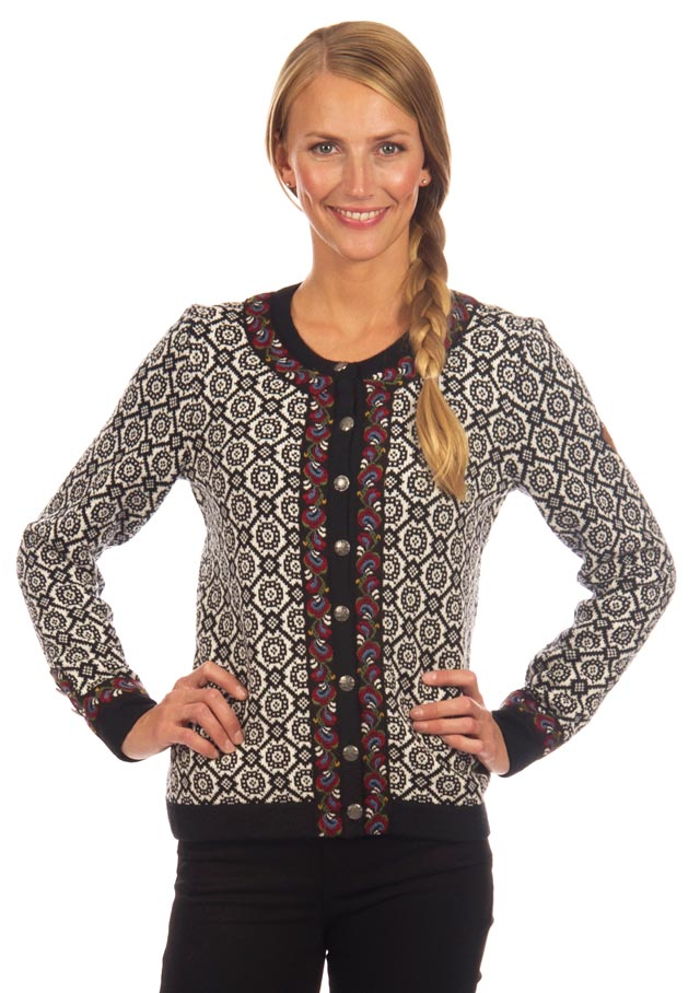 Cardigan pour femme - STINA - Dale of Norway