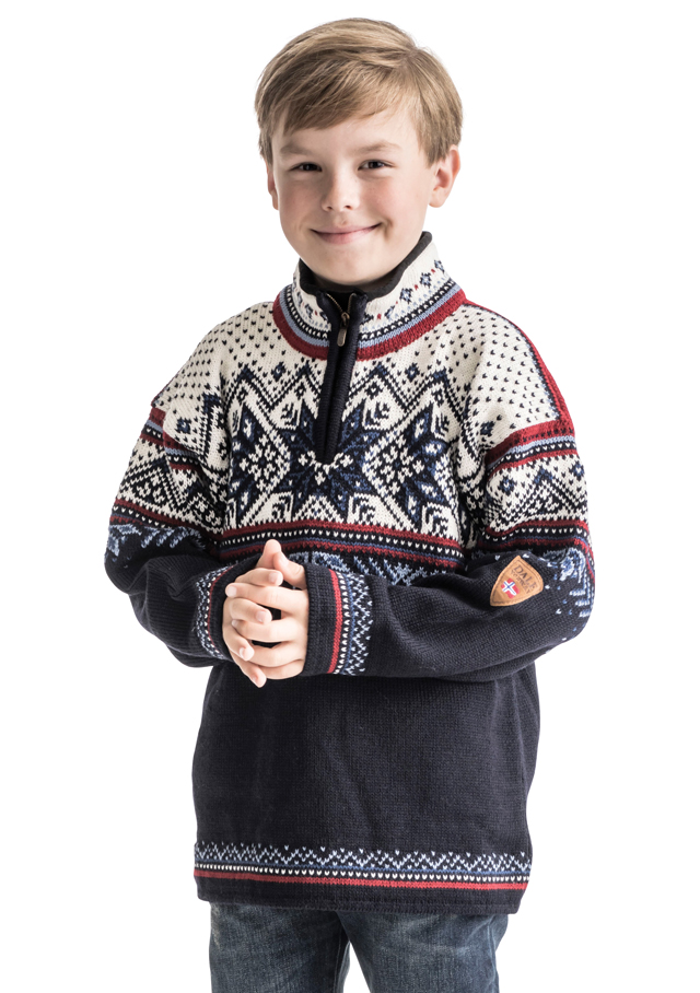 Sweater for children - VAIL KIDS - Dale of Norway