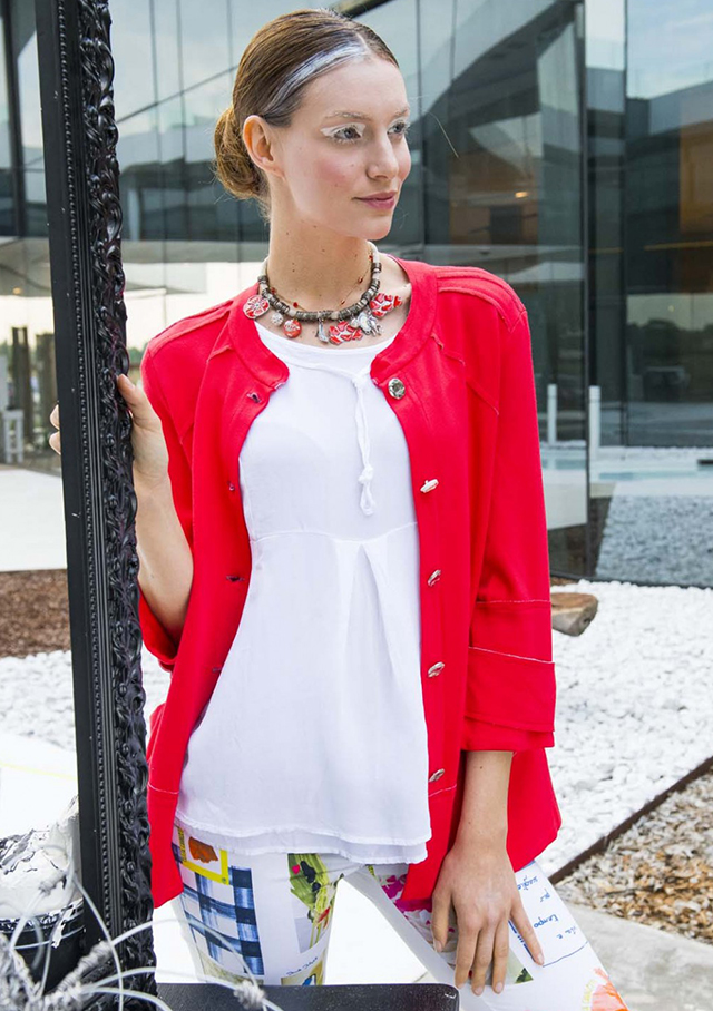 Jacket for women - JACKET - Elisa Cavaletti