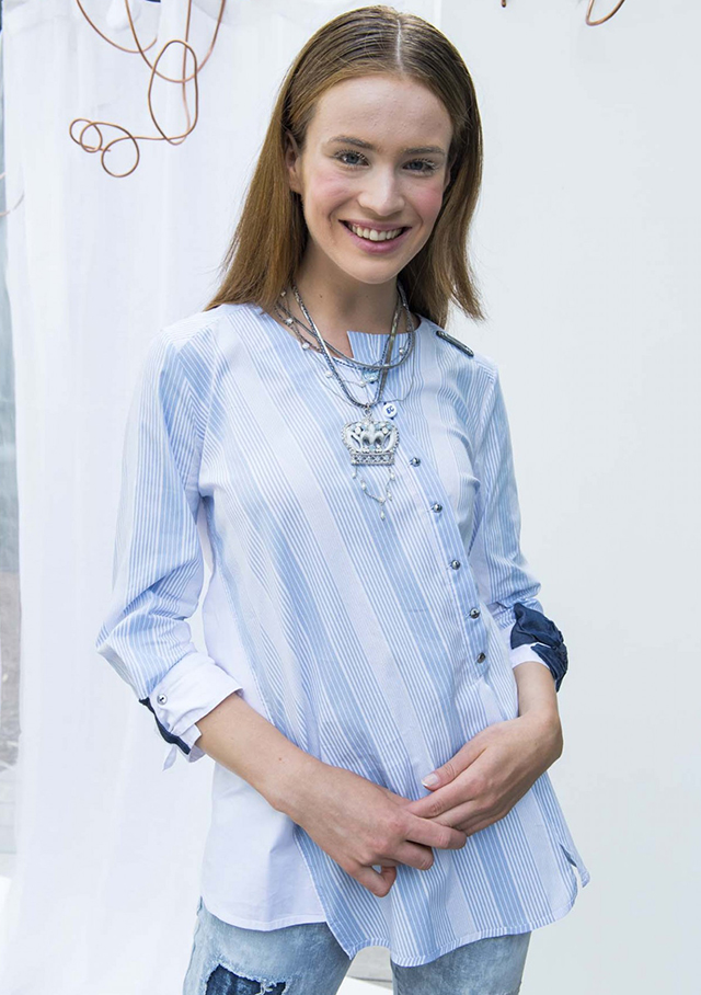 Blouse for women - BLOUSE - Elisa Cavaletti