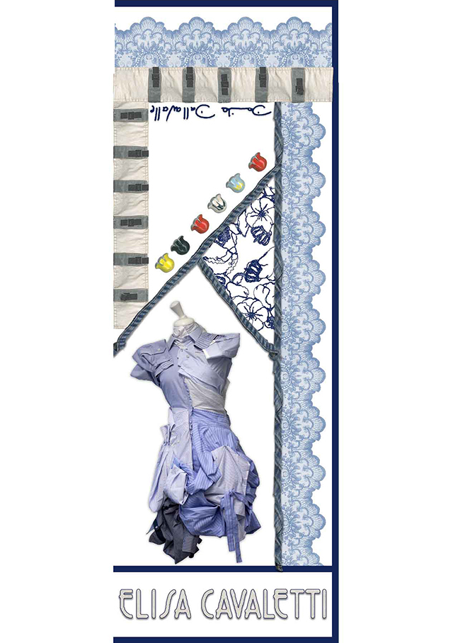 Accessories for women - ST PORTO SCARF - Elisa Cavaletti