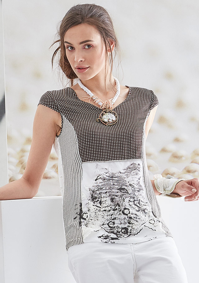 T-shirt for women - T-SHIRT - Elisa Cavaletti