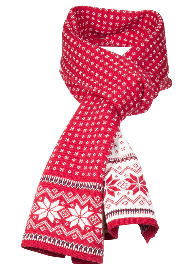 Accessories for women - GARMISCH SCARF - Dale of Norway