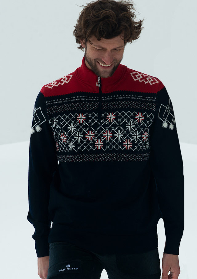 Sweater for men - PODIUM - Dale of Norway
