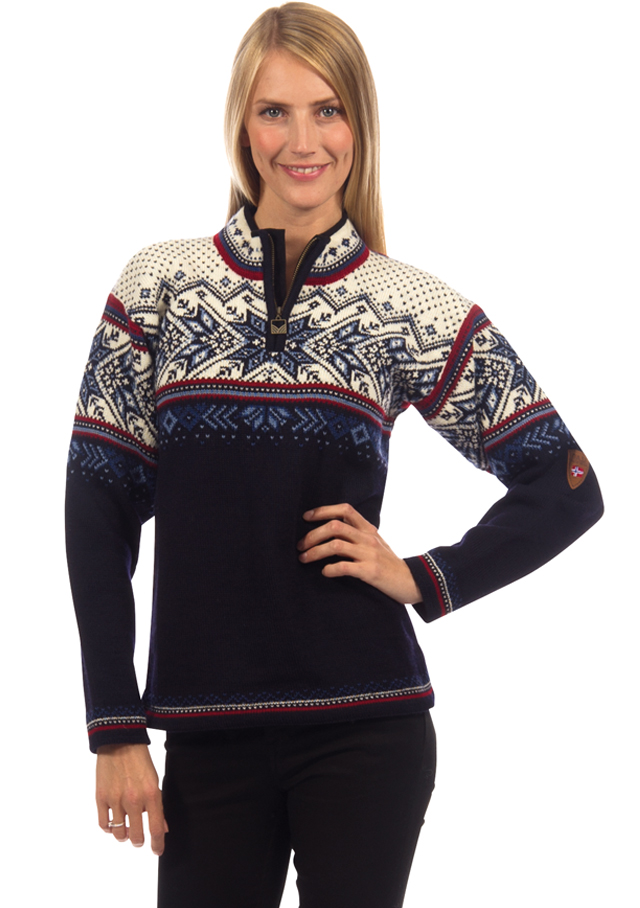 Sweater for women - VAIL  - Dale of Norway