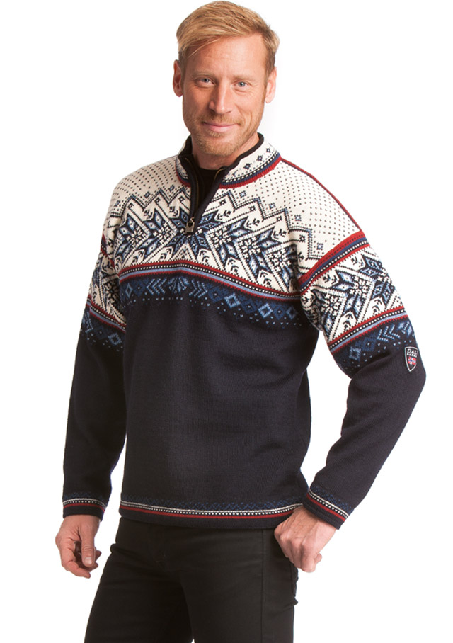 Sweater for men - VAIL  - Dale of Norway