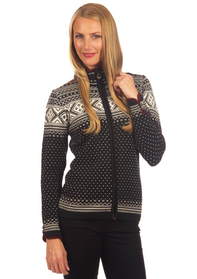 Cardigan for women - VALLE - Dale of Norway