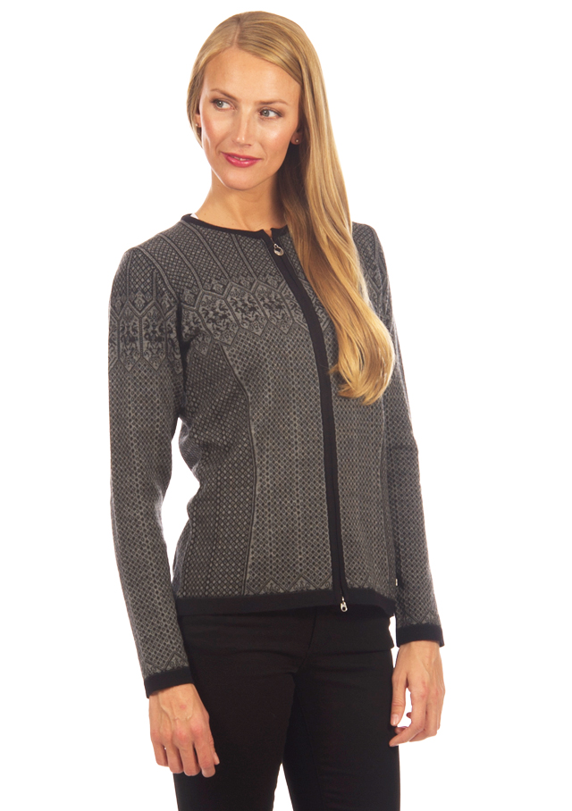 Cardigan for women - SIGRID - Dale of Norway
