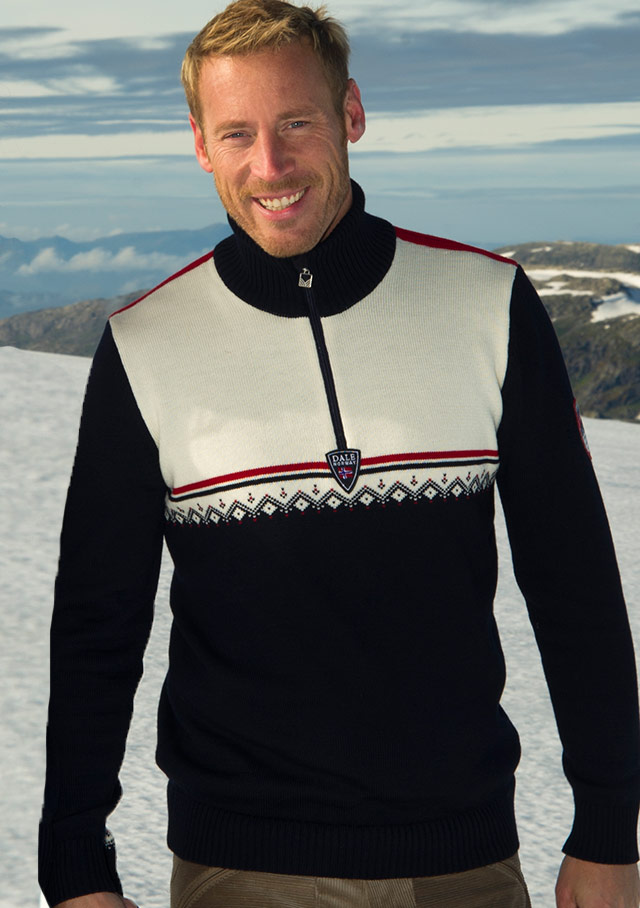 Sweater for men - LAHTI  - Dale of Norway