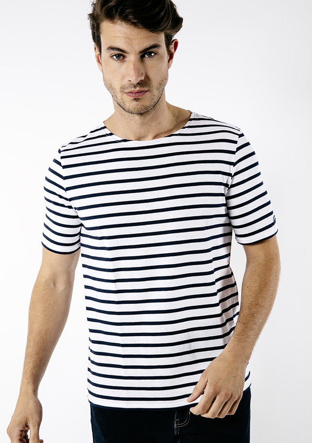 Nautical T-Shirts for men - LEVANT MODERNE - Saint James