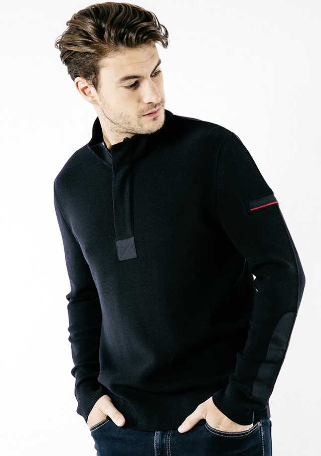 Sweater for men - LOUP DE MER II - Saint James