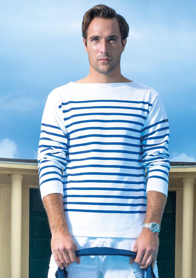 c010029f9797 Saint James clothing for men available online at Jourdain