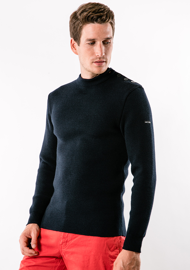 Sweater for men - MATELOT 1U - Saint James