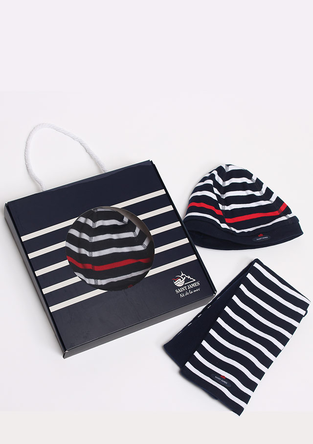 Accessories for children - HAT & SCARF - Saint James