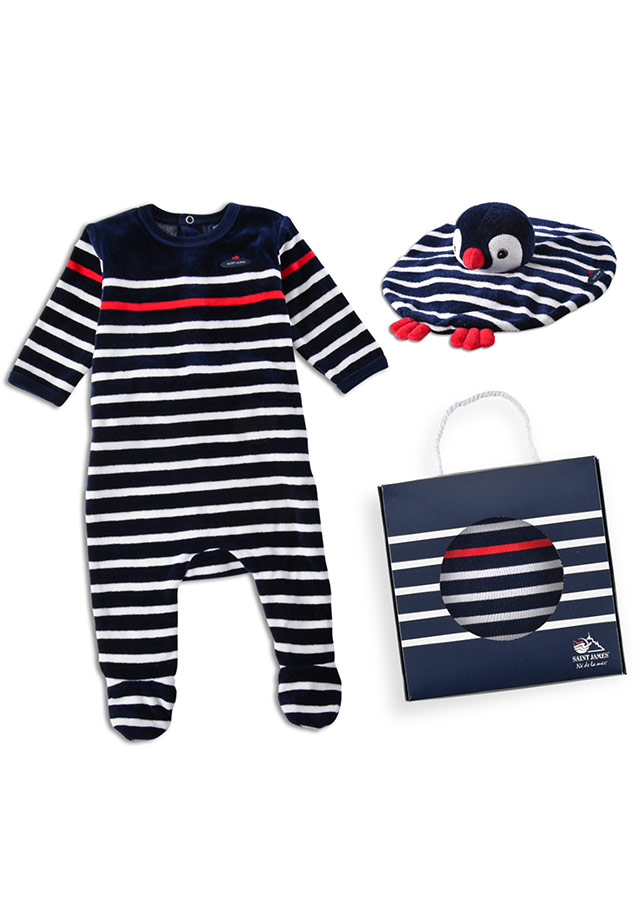Accessories for children - PYJAMA & DOUDOU - Saint James