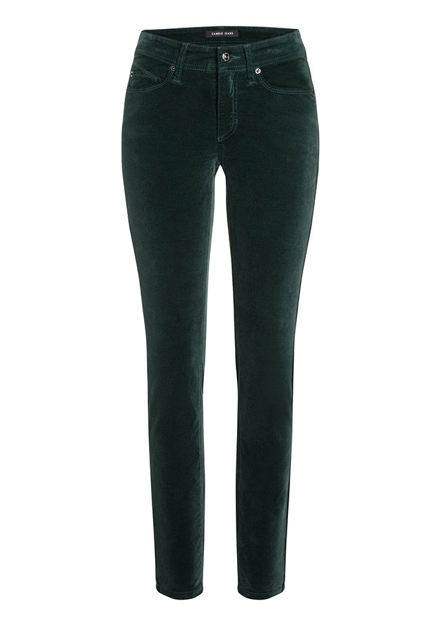 Pants for women - PARLA VELOURS - Cambio