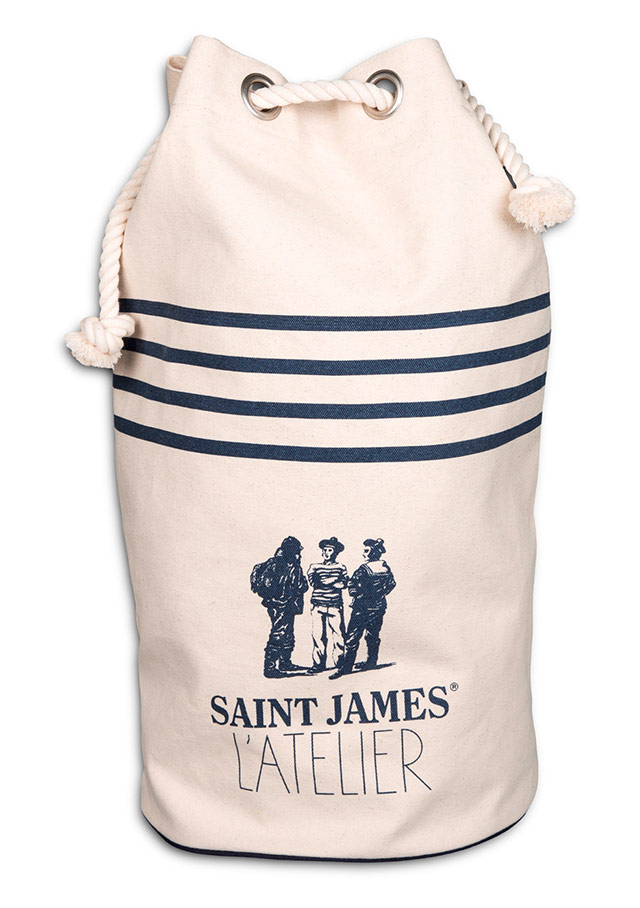Accessories for men - SAC BALUCHON  - Saint James