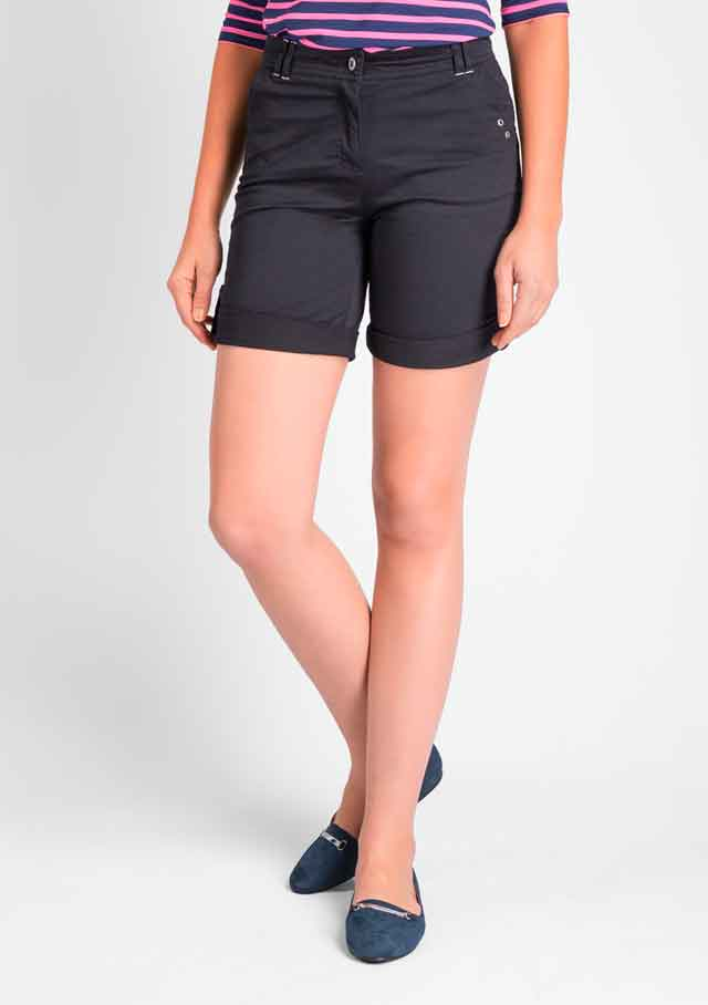 Bermuda shorts for women - MARIE - Saint James