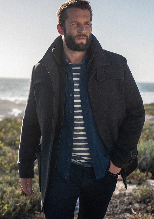 Coat for men - ST LOICK - Saint James