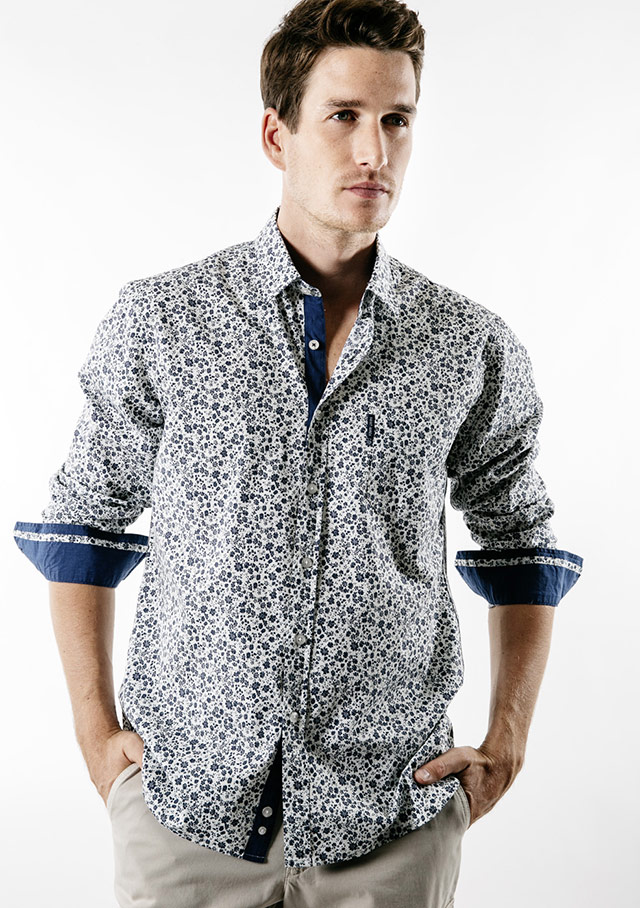 Shirt for men - BILLY ML - Saint James