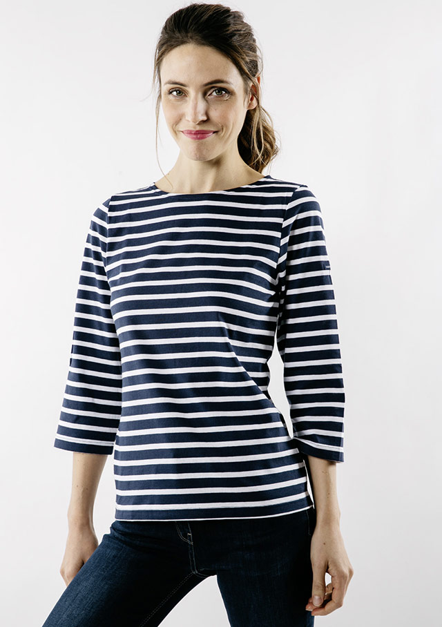 Nautical T-Shirts for women - GALATHEE II - Saint James