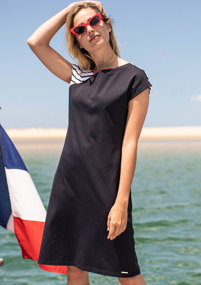 Dress for women - GIGONDAS - Saint James