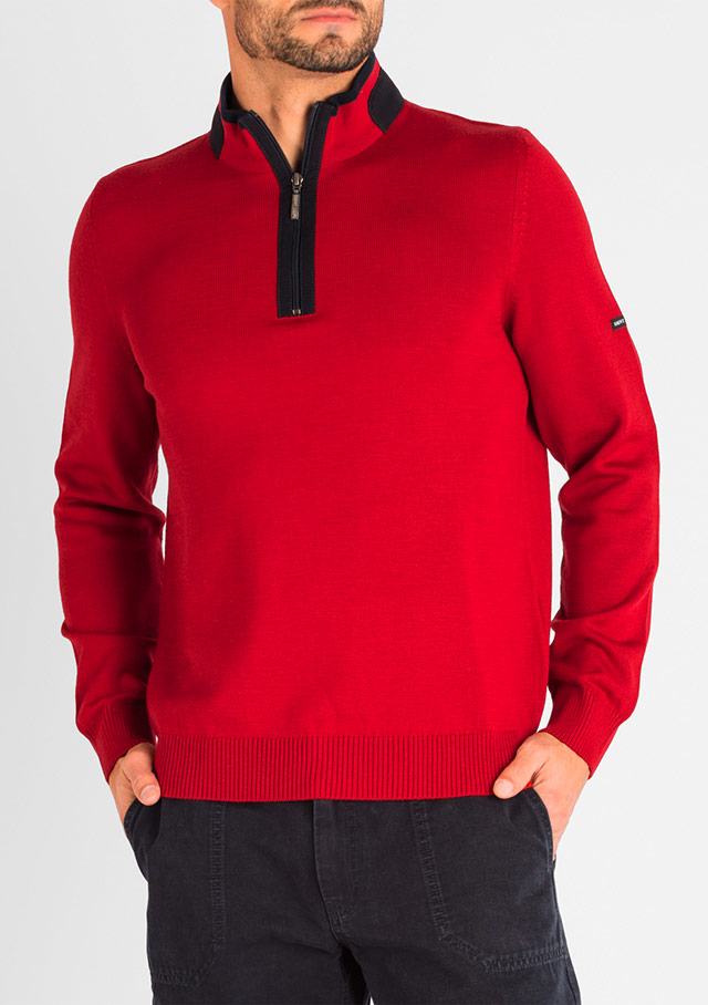 Sweater for men - ASHLAND - Saint James