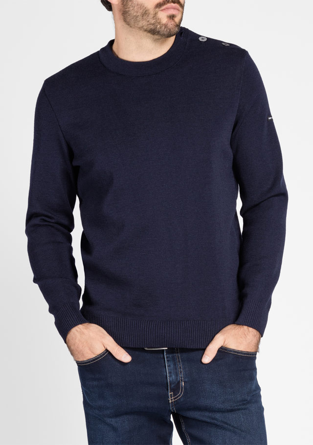 Sweater for men - DINAN U - Saint James