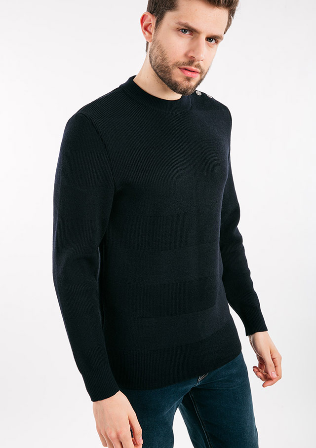 Chandail pour homme - PULL GRD RAY - Saint James