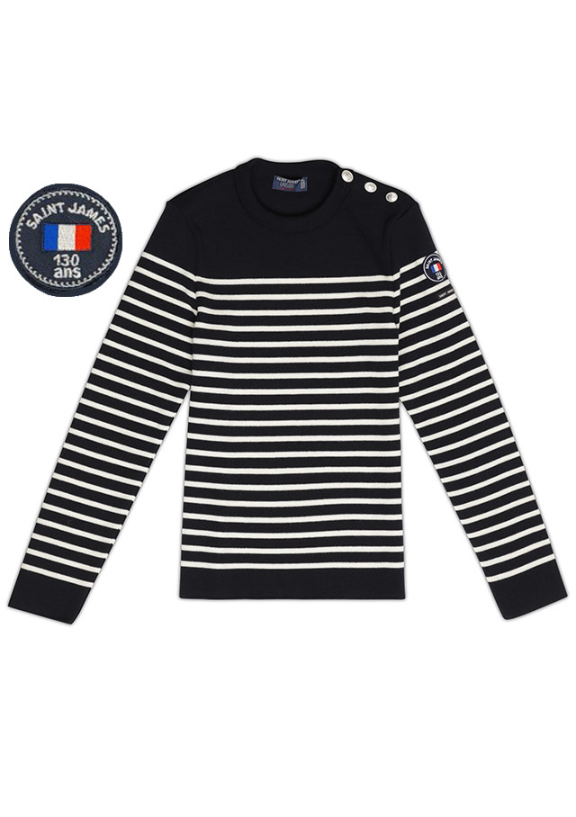 Sweater for women - MAREE R 130 ANS - Saint James