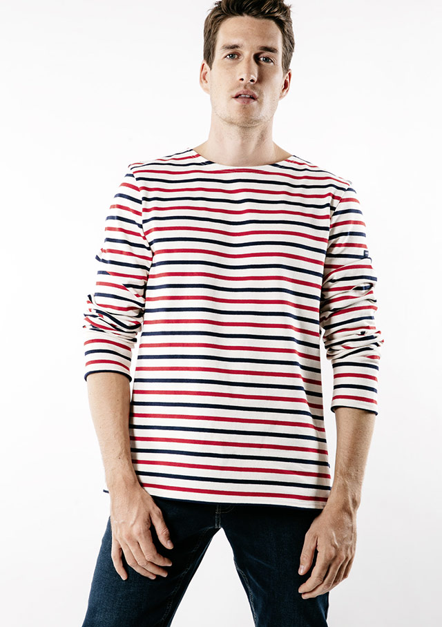 Nautical T-Shirts for men - MERIDIEN MOD. T - Saint James