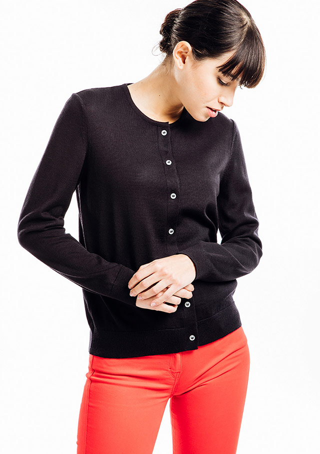 Cardigan for women - SALERNES - Saint James