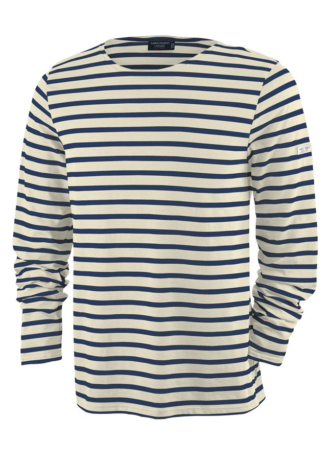 Nautical T-Shirts for men - MINQUIERS MODERNE - Saint James