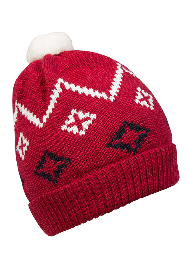 Accessories for children - SEEFELD KIDS HAT - Dale of Norway