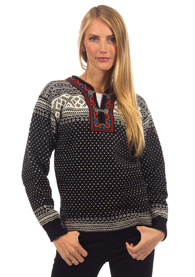 Sweater for women - SETESDAL SWEATER - Dale of Norway