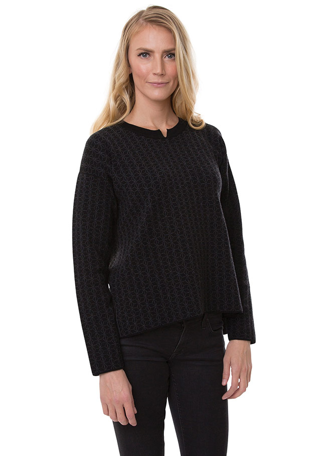 Sweater for women - STJERNE SWEATER - Dale of Norway