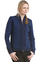 Dale of Norway - INGRID w/zipper Feminine - Cardigan