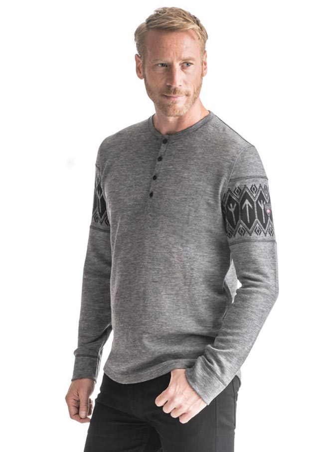 Sweater for men - VIKING BASIC - Dale of Norway
