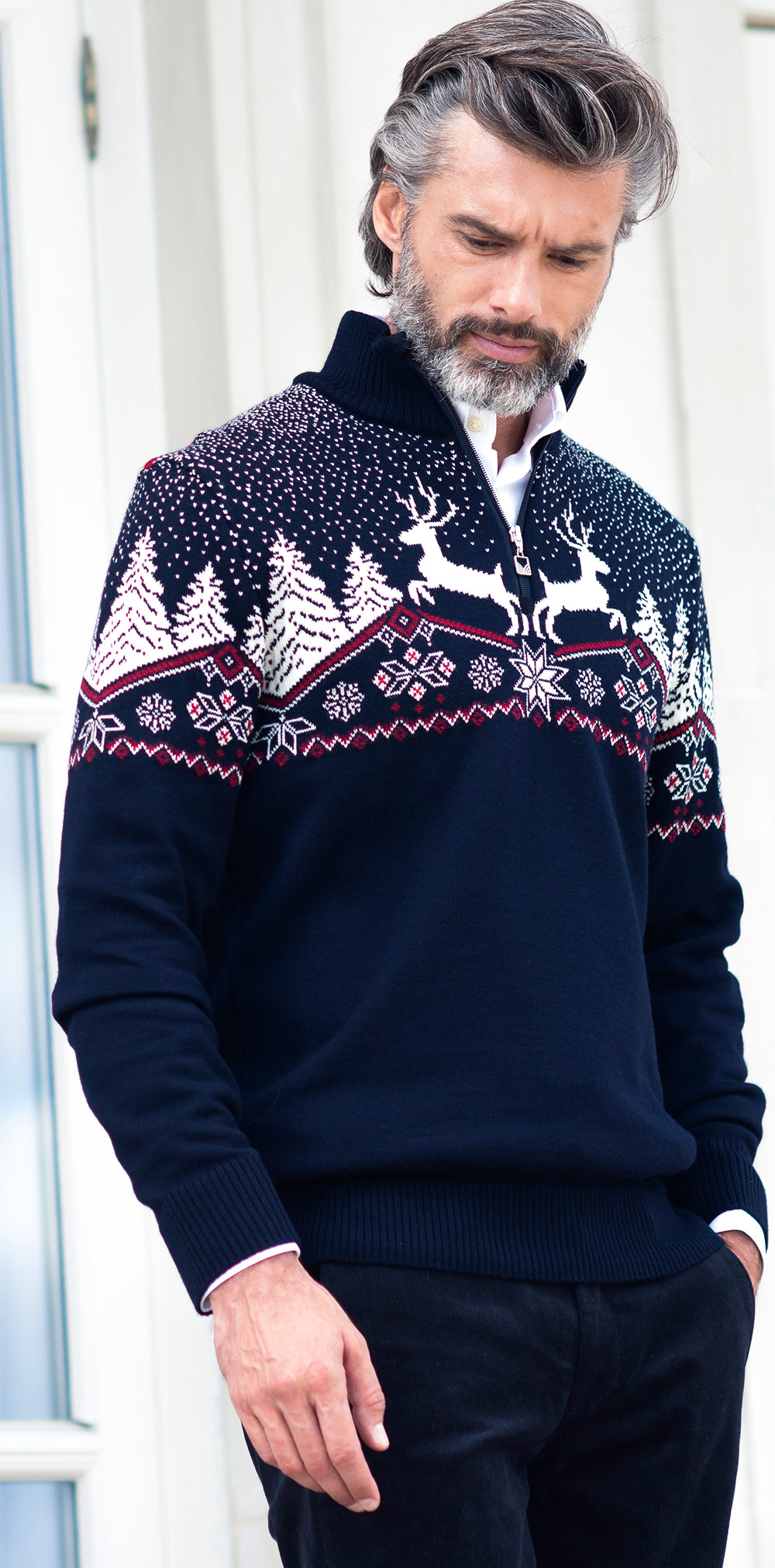 Sweater christmas sweater - Discount 0%