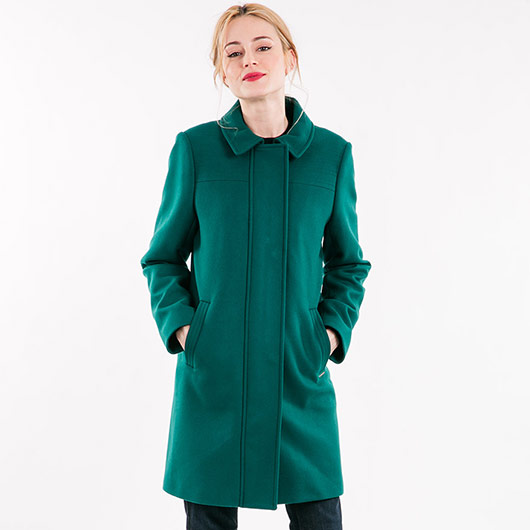 Coat STE OCEANE - Discount 0%