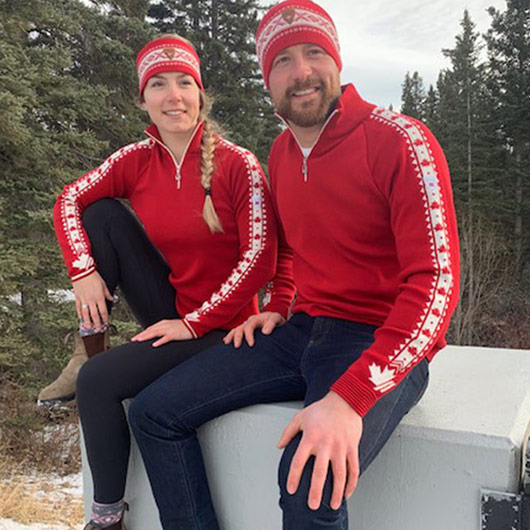 Sweater canada ski - Discount 0%